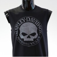 "Dealershirt Sleeveless ""Skull"""