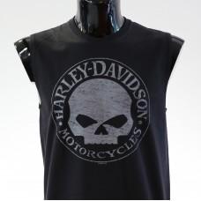 """Dealershirt Sleeveless """"Skull"""""""