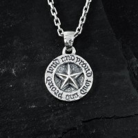 Anhänger Stern Medallion