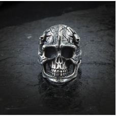 Ring Totenkopf Vintage