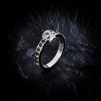 Ring Totenkopf klein